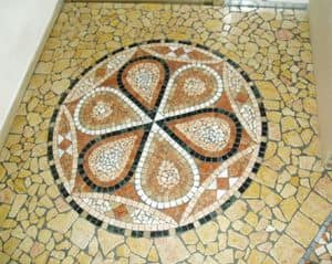 Picture of Pavements and floor coverings 5, floors in stone