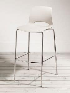 Picture of BOPPER SG, modern barstools