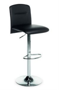 Samba SG, Stools height adjustable with padded seat and back