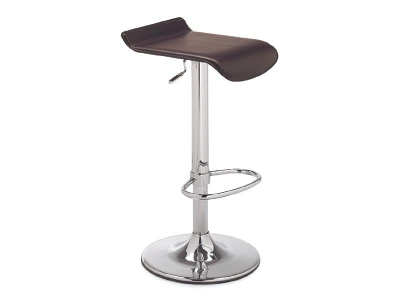 SG 340, Adjustable stools, in essential style, for pubs