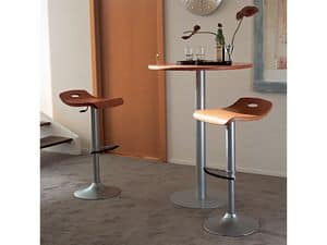 Picture of Pop-sg, barstools with modern design