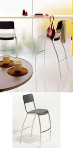 Picture of Primera stool, barstools without armrests