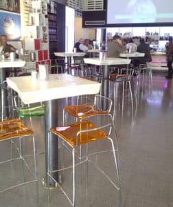 Picture of Sol stool, linear barstools