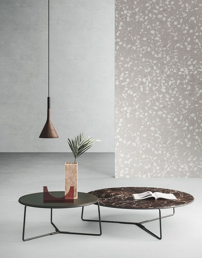 Table With Linear Design For Center Modern Room IDFdesign