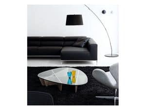 Picture of Slice, linear design small table