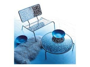 Picture of Spring coffee table, contemporary coffee table