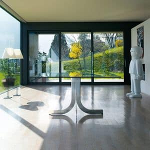 Picture of Amaranta table XL 40.0080, dining table with metal structure