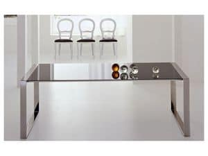 Picture of Lapis table, minimal metal tables