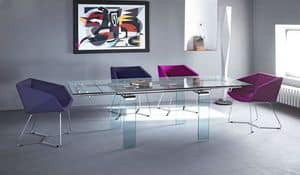 Picture of mambo 170x90/140x85, table with extension