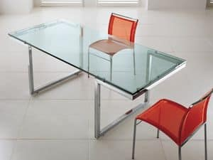 Picture of WINGS, metal structure table
