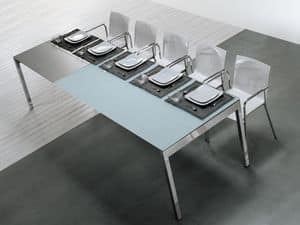 Picture of MAXIMO, tables with metal structure