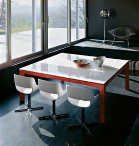 Picture of Abaco table 40.0146, modern dining table