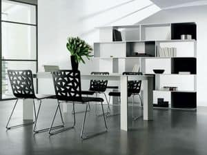 Picture of SPACE, tables with metal structure