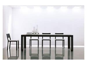 Picture of Miraggio, tables with wooden frame