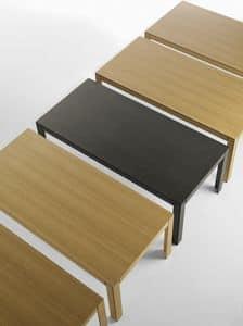 Crassevig Srl, Tables