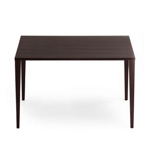 Paris 6103, Rectangular wooden table 120x80