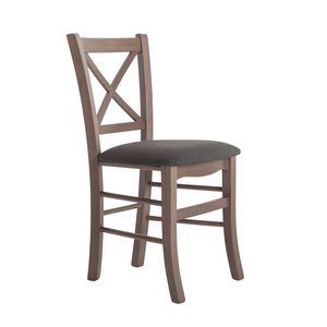 RP42Q, Chair with cross backrest