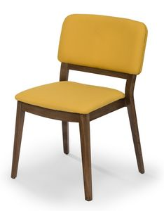 Tosca, Upholstered chair for contract use