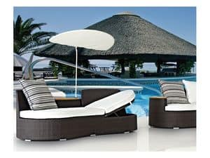 Picture of OCEAN SUNLOUNGER 555, swimming pool sunbed