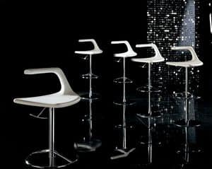 Picture of Geo S0502, adjustable barstools