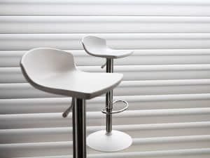 Picture of Guliver cod. 56/A, height adjustable barstools