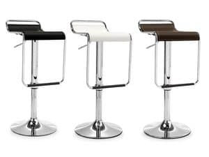 Picture of Superstar LH, adjustable barstool
