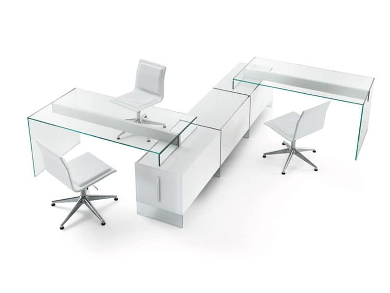 Design office table Directional office AIR DESK 1