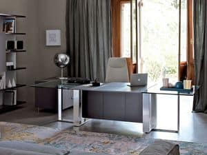 Picture of Altagamma executive desk, suitable for directional office