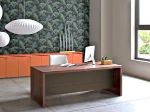 Picture of Campiello executive desk, suitable for practice