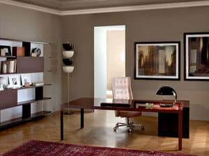 Picture of More 575 executive desk, suitable for practice