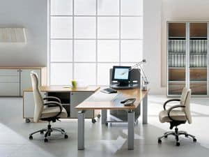 Picture of Rialto executive desk, suitable for hotel