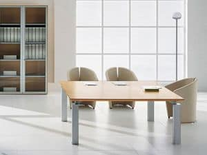 Picture of Rialto meeting table, suitable for office