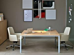 Picture of Asterisco In meeting table, suitable for practices