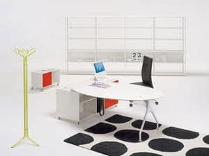 Picture of P46 task desk, suitable for office