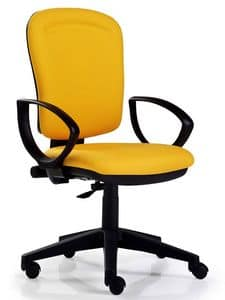 Picture of AMADEUS, revolving office chair