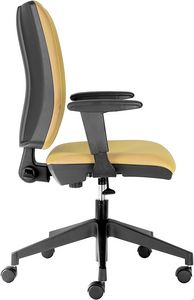 Comfort SY-CPL, Comfortable task office chair, padded