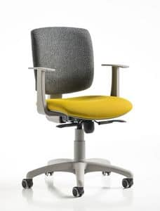 Picture of Free, chair with castors
