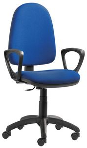 Sofia CPM tall, Office chair with manual backrest height adjustment