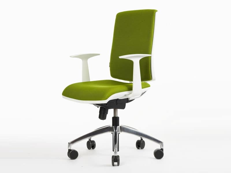 Picture of ZERO7 padded, computer chair