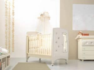 Picture of Capri, crib with upholstery