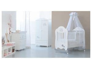 Picture of Emozione, baby bed