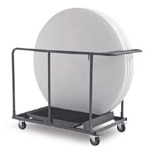 Picture of Trolley for tables 293, suitable for holiday hotels