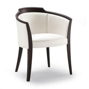 Picture of LESLIE armchair 8628A, tub chair