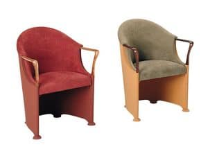 Picture of Tronetto C 2001, enveloping armchairs