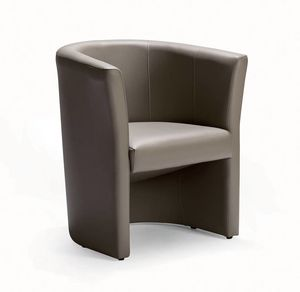 UF 140, Modern armchair ideal for residential use and bar