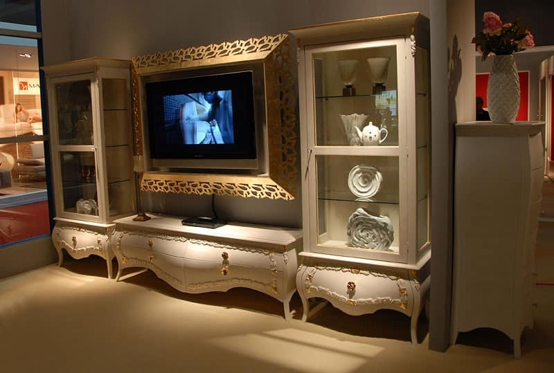 Epoque - tv stand, tv stand base, tv cabinet, classic style tv stand ...