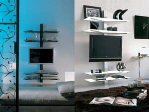 Ponti Terenghi - X.AbitaRe, Tv stand