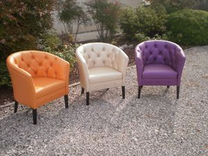 Picture of 505 CAP, classic style armchairs