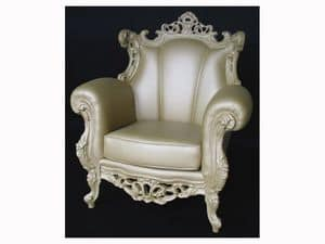 Picture of LOUIS II by SIX-INCH, decorated armchairs