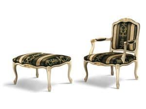 Picture of MIRANDA armchair 8265A, luxury armchair